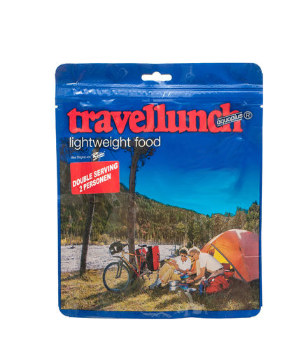 Travellunch Huhn in Curryrahm - 10 Tüten x 250 g
