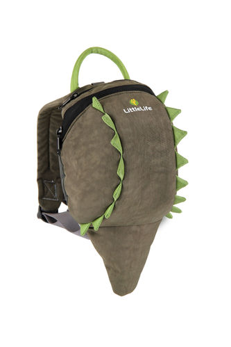 LittleLife Kleinkind-Daypack Animal - Krokodil