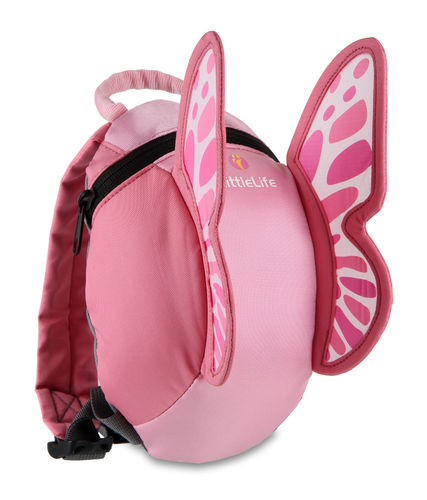 LittleLife Kleinkind-Daypack Animal - Schmetterling