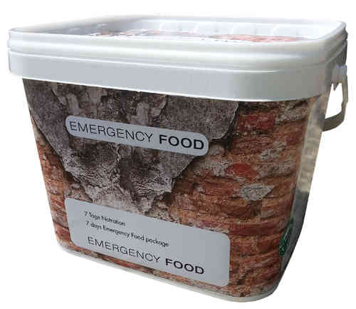 Trek´n Eat Emergency Food 7 Tage Ration Prepper