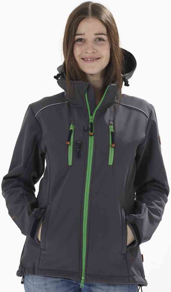 good boy damen softshell jacke