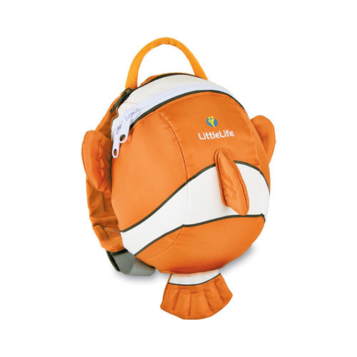 LittleLife Kleinkind-Daypack Animal - Clownfisch